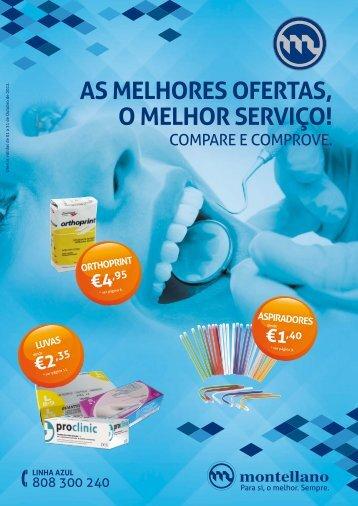 Catálogo de Consumíveis Outubro - Montellano