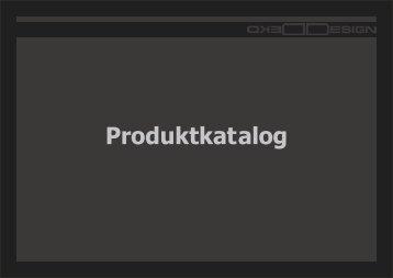 Produktkatalog - Deko Design München