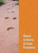 Manual de Rastros da Fauna Paranaense - Rede Pró-Fauna ... - Page 3
