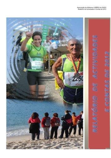 Associação de Atletismo LEBRES do SADO Relatório de ...