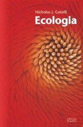 Ecologia - Editora Planta