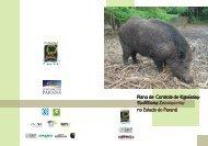 Exóticas web.cdr - Rede Pró-Fauna - Estado do Paraná