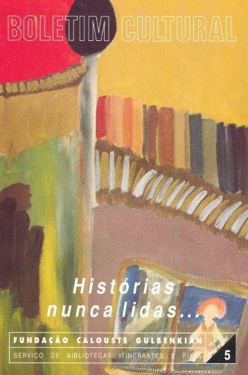 Leitura Gulbenkian - Fundação Calouste ...