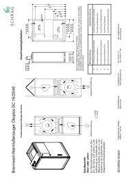 Brennwert-W armlufterzeuger