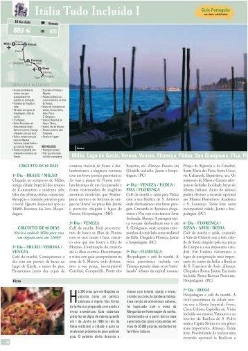 Itália Tudo Incluído I - Lusanova