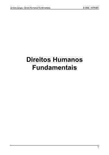 Direito Humanos Fundamentais - DHnet