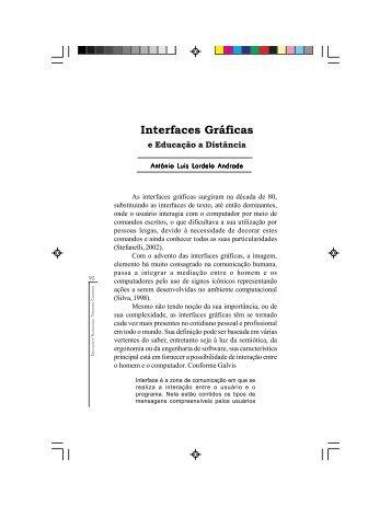 Interfaces Gráficas - Lynn Alves