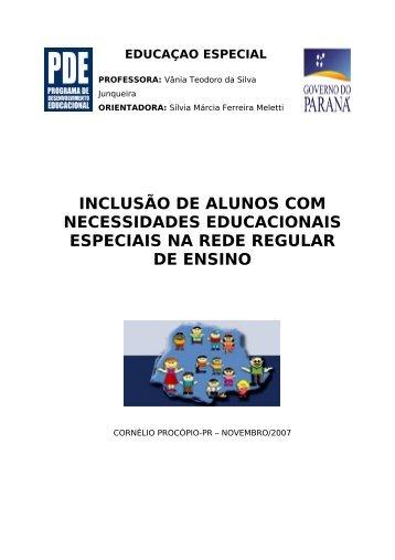 GUIA PRÁTICO PARA LEIGOS - Secretaria de Estado da Educação ...