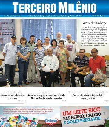TM_março de 2011.p65 - Arquidiocese de Sorocaba