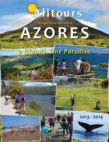 Azores - Alitours International Inc.