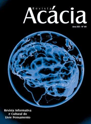 revista acácia - Age! Comunicação