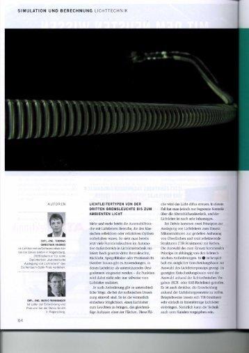 Artikel ATZ_Designabsicherung und Auslegung ... - DELVIS GmbH