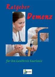 Demenzratgeber - Demenz-Verein Saarlouis eV
