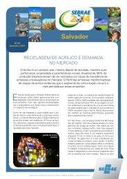 Salvador - Sebrae 2014