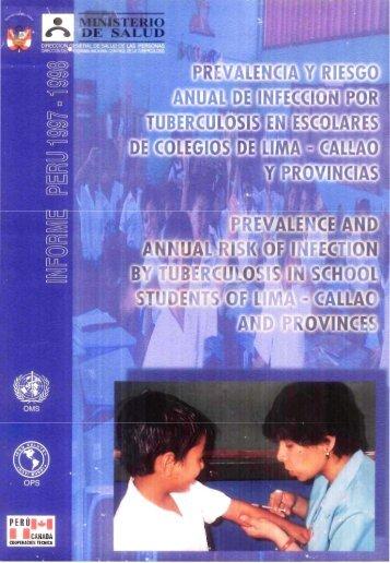1 - BVS Minsa - Ministerio de Salud