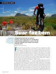 Revista Aventura & Ação. Ed. 166 Pg. 22-24 - Space In Movement
