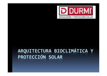 proteccion-solar-durmi - Casa Bioclimática