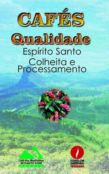 Folder CAFÉS QUALIDADE - Versão Atualizada para PDF - Incaper