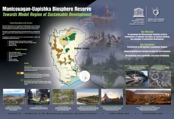 Manicouagan-Uapishka Biosphere Reserve - Le jardin des glaciers