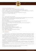 รายละเอียดเพิ่มเติม - World Of Wines Selection - Page 2