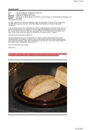 Seite 1 von 2 19.10.2011 - DENK Keramik