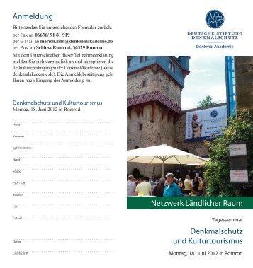 lyer - DenkmalAkademie