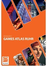 GAMES ATLAS RUHR - Downloads - Interactive Systems