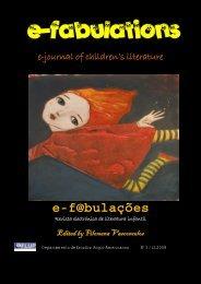 e-f@bulações - Biblioteca Digital - Universidade do Porto