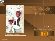 O Vinho do Porto - DRAP Centro