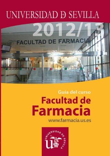 Guía de Facultad - Facultad de Farmacia - Universidad de Sevilla