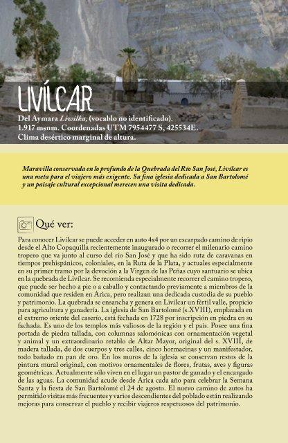 Livílcar Del Aymara Liwi