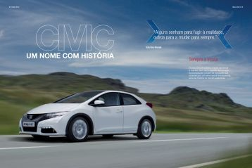 Faça o download do PDF. - SGS Car HONDA
