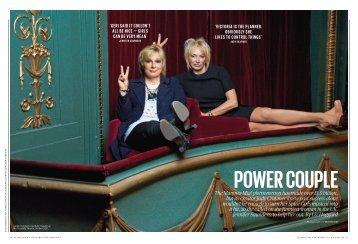 ES Magazine - Judy Craymer