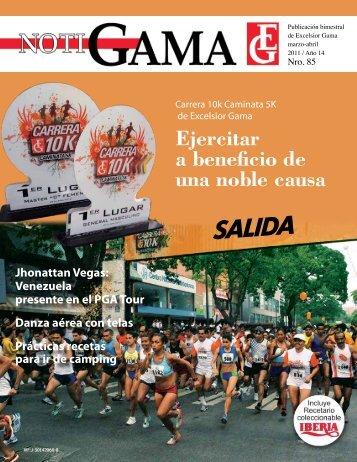 Abril 2011 - Excelsior Gama