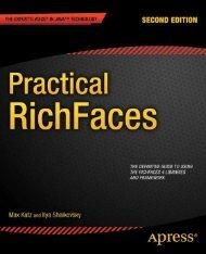 Practical RichFaces, Second Edition