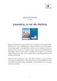 Leandro, o rei da Helíria
