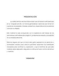 Cartilla Lecto Escritura - Conalfa