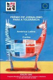 prêmio fip jornalismo para a tolerância - International Federation of ...