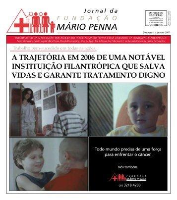 Jornal 4 Páginas 1 a 5 - Instituto Mario Penna