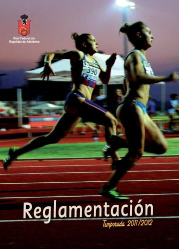 Descarga Reglamentación 2011/2012 - RFEA.es