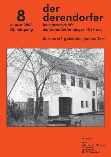 8 - heimatverein derendorfer jonges 1956 eV
