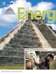 Energias em exposição - Furnas