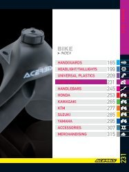 fuel tanks - Acerbis