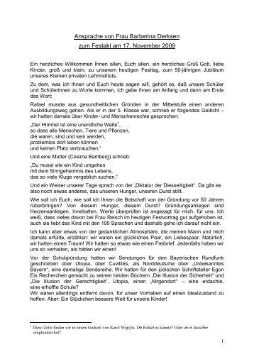 Barberina Derksen - Lehrinstitut Derksen