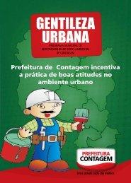 GENTILEZA URBANA - Prefeitura de Contagem