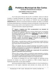 Pedido de Impugnação (REVITA ENGENHARIA S.A.) - Prefeitura ...