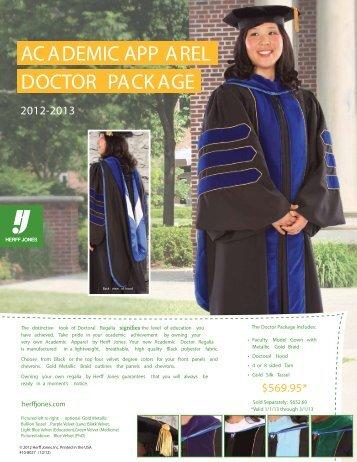 Doctor Package Order Form - NDSU