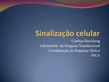 06_Transducao de Sinais-Dra Cinthya Sternberg.pdf - SBOC