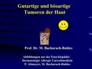Tumore der Haut (Vortrag) - Derma-Hattingen