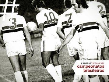 campeonatos brasileiros - São Paulo FC
